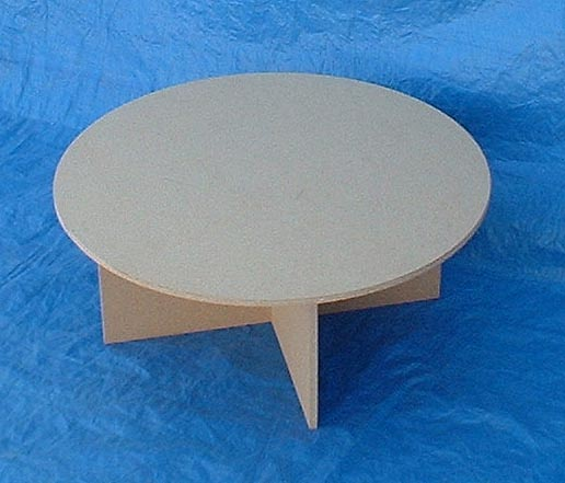 Christmastreetables custom round wood tables for under